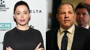 Rose McGowans Klage gegen Weinstein teilweise abgewiesen!