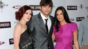 Rumer hatte Probleme mit Demi Moores Beziehung zu Ashton!