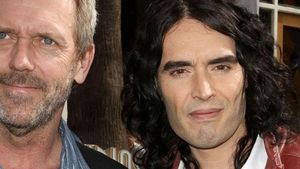 Russell Brand und Hugh Laurie hoppeln ins Kino