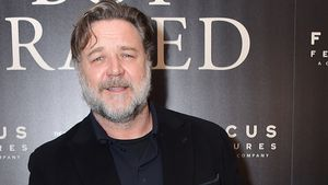 Heiße Knutscherei: Ist Russell Crowe etwa wieder vergeben?