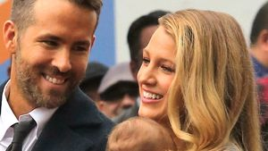 Ryan Reynolds, Blake Lively und Baby in LA