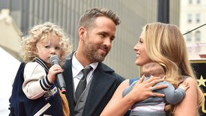Ryan Reynolds, Blake Lively und ihre Töchter in Hollywood