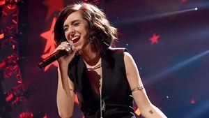 Sängerin Christina Grimmie bei einem Auftritt 2015 in Las Vegas