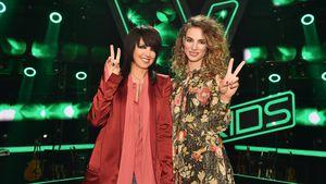 """Nena & Tochter Larissa: Erste Fotos bei """"The Voice Kids""""!"""