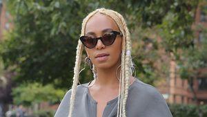Wow-Verwandlung: Beyoncés Sis Solange jetzt blond!
