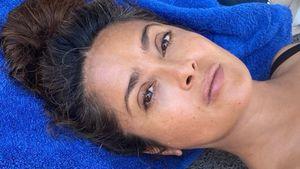 Wegen grauer Haare: Fans verteidigen Salma Hayek im Netz