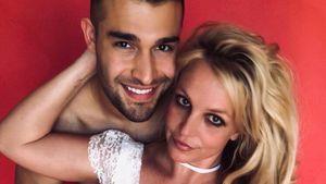 So verliebt! Britney Spears und ihr Sam bei Foto-Shooting
