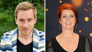 Trotz harter Kritik: Samuel Koch hält zu Monica Lierhaus