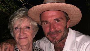 Gewusst? So sieht David Beckhams Mutter Sandra heute aus!