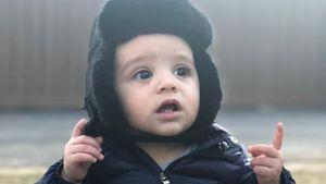 Am Filmset: Eva Longoria teilt süßes Pic von Sohn Santiago!