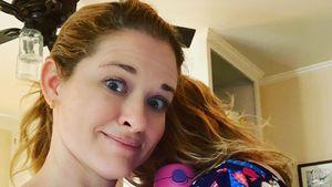 """Sarah Drew bekam wegen """"Grey's Anatomy"""" vorzeitige Wehen"""