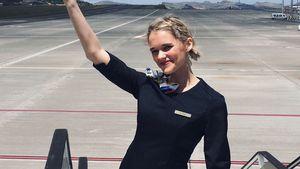 Nebenverdienst: Samuel Kochs Frau arbeitet als Stewardess!
