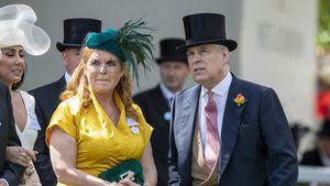 Für Krisengespräch? Sarah Ferguson trifft Ex Prinz Andrew