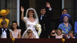 Diese Regel brach Sarah Ferguson bei ihrer Royal-Hochzeit!
