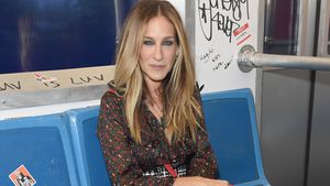 NYC mit Carrie: Sarah Jessica Parker geht mit Touris shoppen