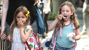 Wow! So groß sind Sarah Jessica Parkers Töchterchen schon!