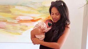 Zwei Monate nach Geburt: Sarah Joelle gibt Gewichtsupdate
