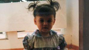 Sarah Lombardi als Kind