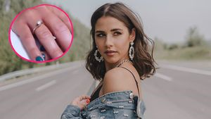 Dicker Klunker: Ist das ein Verlobungsring, Sarah Lombardi?