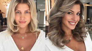 Sarah Nowak: Haarfärbe-Shitstorm wegen Schwangerschaft!
