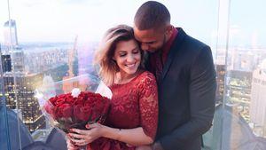 1. Bilder: So wunderschön war Sarah Nowaks Heiratsantrag!