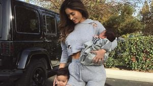 Nach Geburt des 2. Kindes: Sixpack-Mom hat Schuldgefühle!