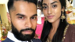 Wegen Männer-Shoot: GNTM-Sayana befürchtet Ärger mit Freund