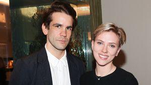 Scarlett Johansson und ihr Noch-Ehemann Romain Dauriac
