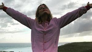Von Stalker-Ex erholt? Mischa Barton happy in Australien!