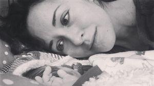 Ex-VL-Star Renée Weibel: Süße Liebeserklärung an ihr Baby!