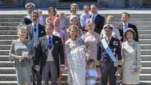 1. Bilder! So schön war Prinz Gabriels Taufe in Stockholm