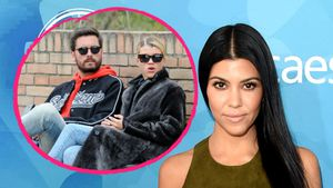 Kourtney K's Kinder: Vorerst kein Kontakt mit Scotts Neuer!