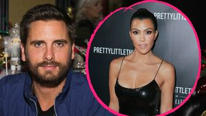 """Aus Boshaftigkeit"": Scott Disick will Kourtney K. weh tun!"