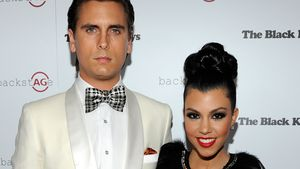 Fans sicher: Kourtney Kardashian und Scott wieder verliebt