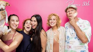 Zu Rumers Geburtstag: Family-Reunion bei Bruce Willis & Demi