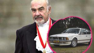 Nach Pistole: Nun wird auch Sean Connerys BMW versteigert