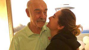 Nach Sean Connerys Tod: Seine Enkelin Saskia zollt Tribut