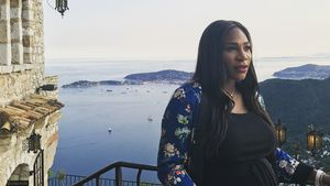 Serena Williams mit Babybauch
