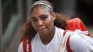 Lungenembolie! Serena Williams' Martyrium nach der Geburt