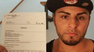 Auf eBay: DSDS-Severino versteigert seinen Haftbefehl