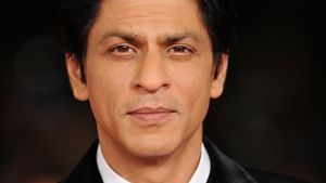 Frauenheld! Bollywood-Star Shah Rukh Khan total bescheiden