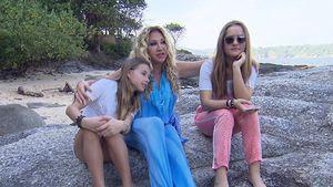 Schwere Trennung: Shania & Davina Geiss gehen ins Internat!