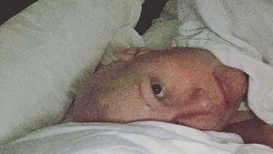 Shannen Doherty nach ihrer letzten Chemotherapie