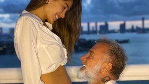 Tanzender Millionär: Gianluca Vacchi (52) wird Vater!