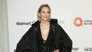 Wie vier Leben: Sharon Stone über Schlaganfall & Blitzschlag