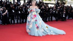 Wow! Sharon Stone flasht in Cannes mit Prinzessinnen-Look