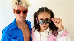 Im 80er-Look: Shaun White gratuliert Nina zum Geburtstag