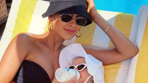 Ein Jahr Mutter: Shay Mitchell spricht über Höhen und Tiefen