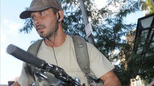 Nach Pöbel-Stress: Hier flüchtet Shia LaBeouf vor Paparazzi!