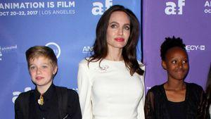 So will Angelina Jolie Töchter zu starken Frauen erziehen